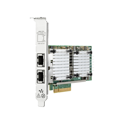 656596-B21 Hewlett Packard Enterprise Ethernet 10Gb 2-port 530T Internal Ethernet 10000Mbit/s