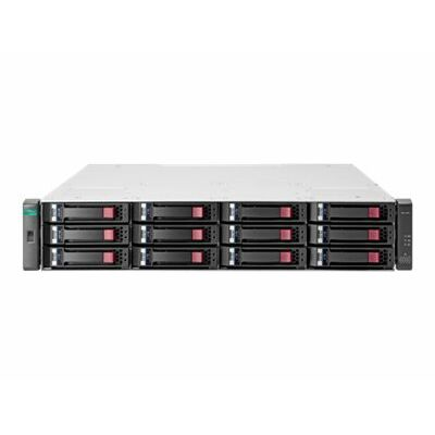 Q0F74A HP Enterprise Modular Smart Array 2042 SAN Dual Controller with Mainstream Endurance Solid State Drives LFF Storage