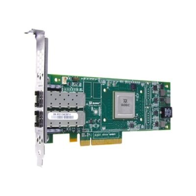 QW972A HP StoreFabric SN1000Q 16GB 2-port PCIe Fibre Channel Host Bus Adapter