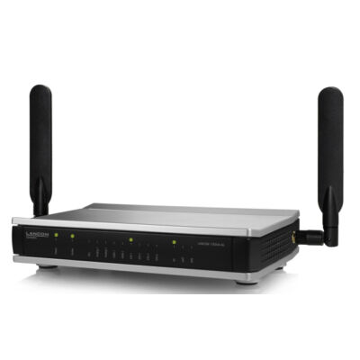 Lancom 1783VA-4G All-IP EU over ISDN - Router - WLAN
