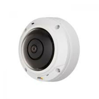 Axis M3027-PVE IP Outdoor Box White