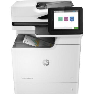 HP Color LaserJet Enterprise MFP M681dh lézeres / LED-es kopás - Farbig - 47 oldal / perc - USB, USB 2.0 RJ-45