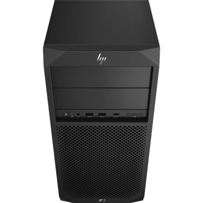 HP Workstation Z2 G4 - MT - 1 x Core i5 8500 3 GHz - RAM 8 GB - SSD 256 GB HDD 1 - Workstation - Core i5