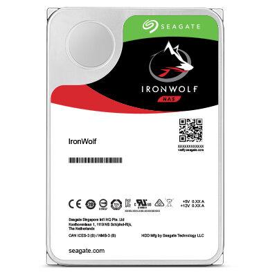 "Seagate IronWolf ST16000VN001 - - 16 TB - interno - 3.5"" - Sata 6Gb/s - 7200 rpm - Hdd - Serial ATA"