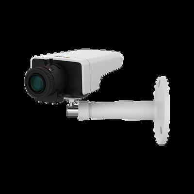 Axis M1124, IP, Box, Wired, MicroSD (TransFlash), MicroSDHC, MicroSDXC, White, Wall 0747-001