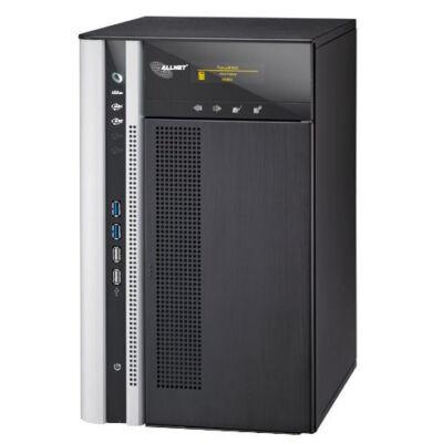 ALLNET NAS Raid rendszer ALL-NAS 800 - 8x SATAIII - DAS - NAS