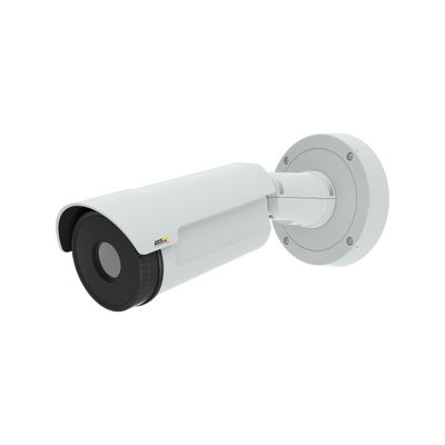 Axis Q1941-E IP Outdoor Bullet White Q1941-E - 13mm, 30fps, 384x288pix, 17μm, H.264  0787-001