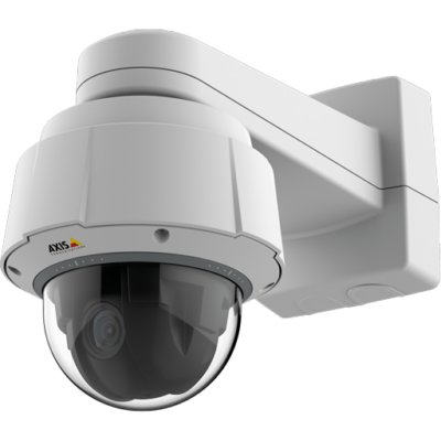 "CMOS, 1/2.8"", 720 x 576, H.264, M-JPEG, MPEG4, 36x optical zoom, 12x digital zoom, IP66, IK10, PoE, dome network camera  0901-002"