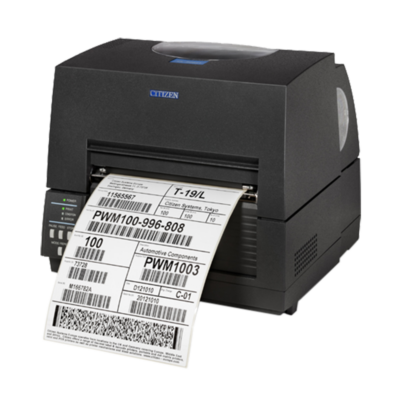 CITIZEN CL-S6621 Label printer Grey 1000836