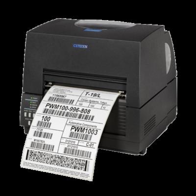 CITIZEN CL-S6621 Label printer Grey 1000836