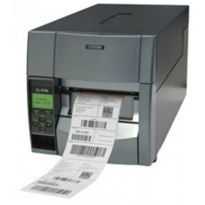 CITIZEN CL-S703 Label Printer (300dpi) incl. Compact Ethernet Card 1000846