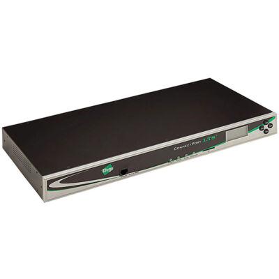 Digi International Digi ConnectPort LTS 16 MEI 2AC - 100-240 V - 50-60 Hz - EU,US - 0.8 A - TCP/UDP - DHCP - telnet - Reverse telnet/SSHv2/SSL - IPv4/IPv6 - HTTPS,SNMP,SSL/TLS