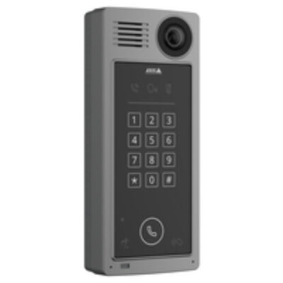 "Axis A8207-Ve Network Video Door Station - 6MP - 1/2.9"" CMOS"