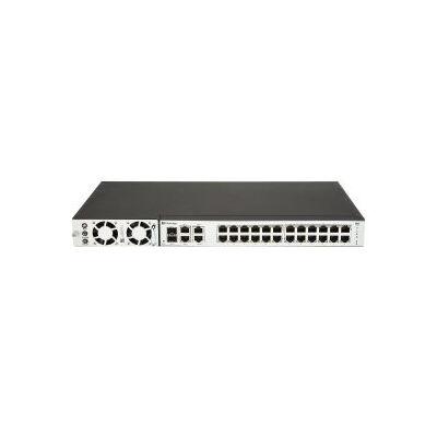 Phybridge NV-FLX-024 FLEX 24 Port Managed Switch Ethernet/PoE++über 4/8-Draht Kupferkabel 100 - Switch - Copper Wire