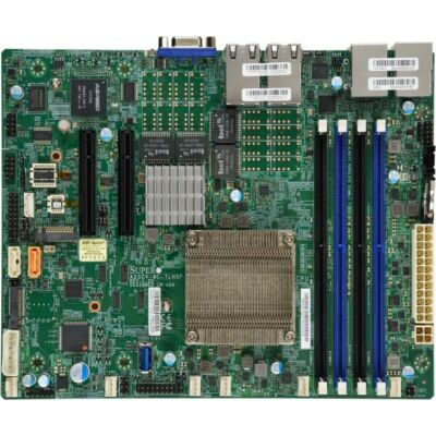 Supermicro Mainboard A2SDV-16C-TLN5F Single - Motherboard - ATX