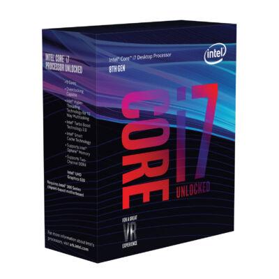 Intel Core i7 8700K 3.7 GHz Coffee Lak - Core i7 - 3.7 GHz