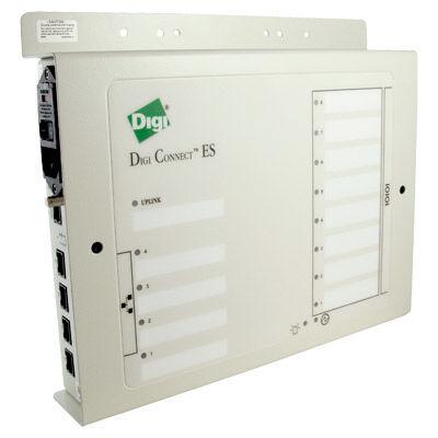 Digi International Digi Connect ES 8SB - 10/100Base-T(X) - 100 - 240 V - HTTP/HTTPS - CLI / Telnet - UDP/TCP - DHCP - Extended Telnet RFC 2217 - Telnet - Reverse Telnet - Rlogin & Auto Connect - TFTP - SSH,SSL/TLS - Windows Vista Business,Windows Vist