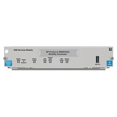 HP MSM765 zl Mobility Controller J9370A HPNW