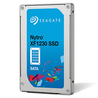 """Seagate Nytro XF1230 XF1230-1A0960 2.5"""" SATA 960 GB - Solid State Disk - Internal"""