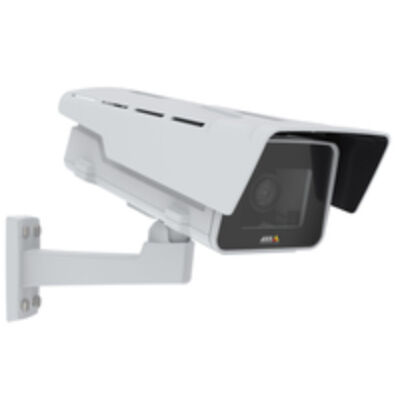 Axis P1375-E Outdoor NEMA 4X IP66/67 - Network Camera