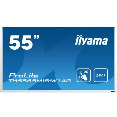 "iiyama 55 "" TH5565MIS-B1AG Interactive Display TH5565MIS-W1AG"