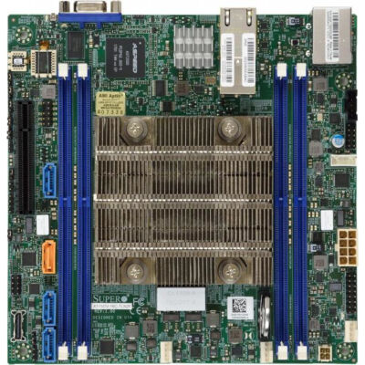 Supermicro X11SDV-4C-TLN2F Intel Xeon Processor D-2123IT S - Motherboard - System auf Chip