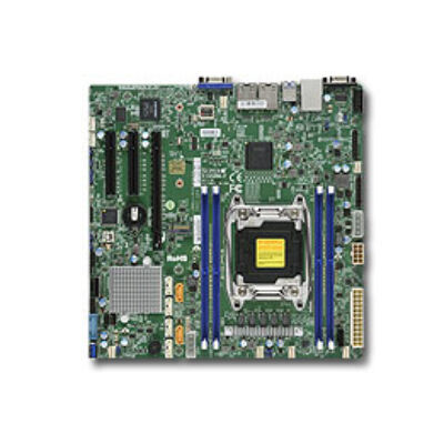 Supermicro 2011 S X10Srm-F - Motherboard - Intel Socket R/2011 (Xeon MP)