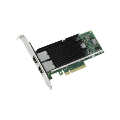 Intel Ethernet Converged Network Adapter X540-T2 - Network Card - PCI