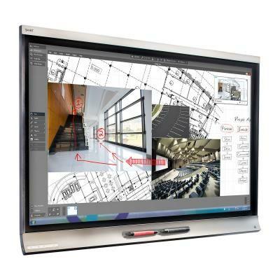 "SMART Technologies Smart Board 65 "" Pro Interactive Panel SPNL-6265P"