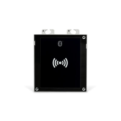2N Telecommunications IP Verso - Bluetooth RFID - Bluetooth &RFID Reader 125 kHz - Secured 13.56 MHz