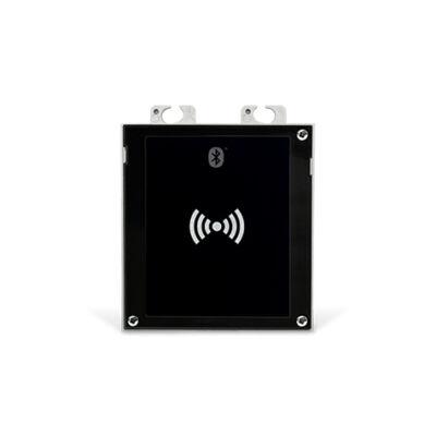 2N Telecommunications IP Verso - Bluetooth RFID - Bluetooth &RFID Reader 125 kHz - Secured 13.56 MHz