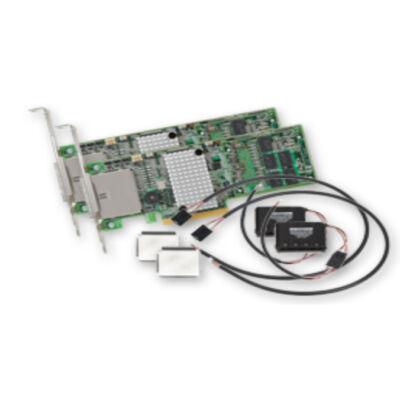 BROADCOM Raid Controller Syncro CS 9286-8e 8-Port extern 00356 von Avago - 2 x Syncro CS 9286-8e HA - x8 PCI Express 3.0