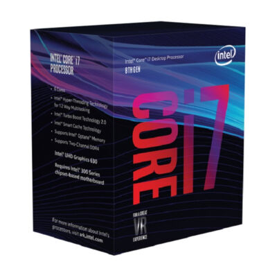 Intel Core i7-8700 Core i7 3.2 GHz - Skt 1151 Coffee Lake
