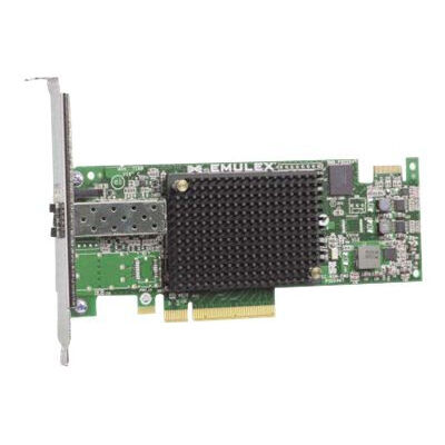 IBM Emulex 16Gb FC 1-port HBA - Eingebaut - Verkabelt - PCI Express - Faser - 16000 Mbit/s