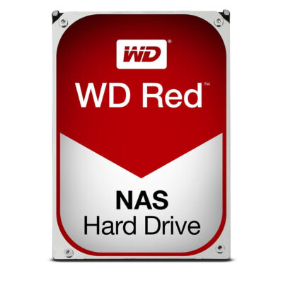 "WD Red Pro NAS Hard Drive WD101KFBX 3.5"" SATA 10,000 GB - Hdd - 7,200 rpm - Internal"