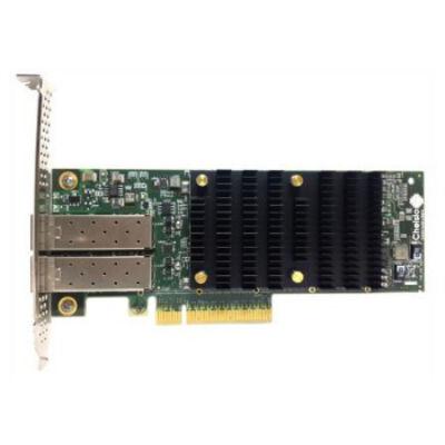 Chelsio Dualport Netzwerkkarte PCIe 25Gbit T6225-SO-CR - High Performance - Low Profile