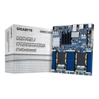 Gigabyte Mainboard MD61-SC2 Dual Sockel 3647 - Motherboard - Intel Socket 3647 (Xeon Phi)