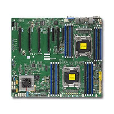 Supermicro Mainboard X10DRG-Q bulk - Motherboard - Intel Socket R/2011 (Xeon MP)