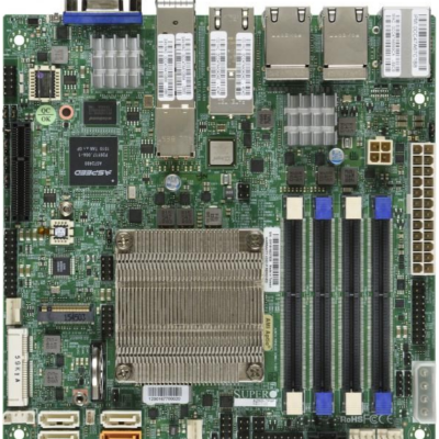 Supermicro Mainboard A2SDi-TP8F Single - Motherboard - Mini-ITX
