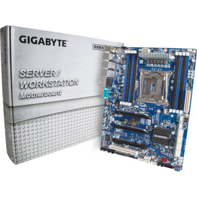 Gigabyte MW50-SV0 LGA2011-3 C612 ATX - Alaplap - Intel Socket 2011-3 (Core i)