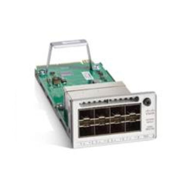 Cisco C9300-NM-8X= - 10 Gigabit Ethernet - 10000 Mbit/s - Cisco Catalyst 9300