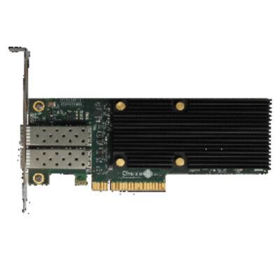Chelsio Dualport Netzwerkkarte PCIe 10Gbit T520-CR - Network Card - PCI-Express