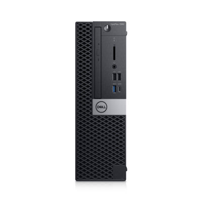 Dell OPTIPLEX 7060 SFF - Thin Client - Core i5 3 GHz - RAM: 8 GB DDR4 - HDD: 256 GB Serial ATA - UHD Graphics 600