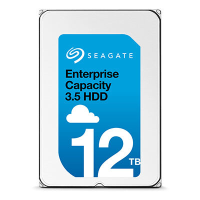 Seagate Exos X12 ST12000nm0027 - 12TB - Hdd - Serial Attached SCSI (SAS)