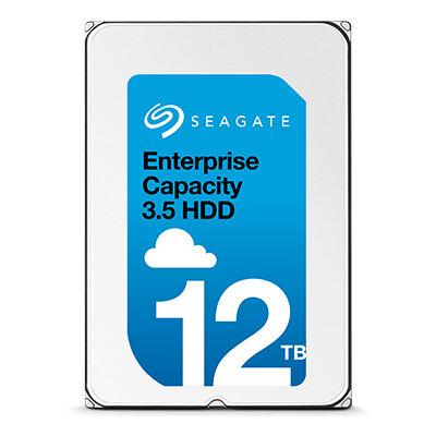 Seagate Exos X12 ST12000nm0027 - 12TB - Hdd - Serial Attached SCSI (SAS)
