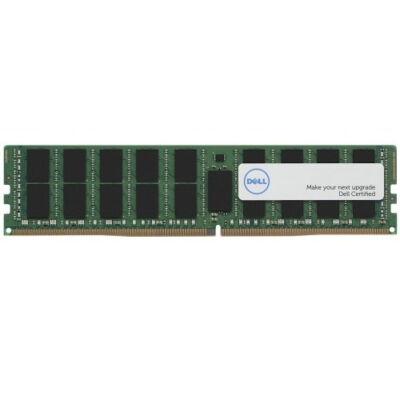 Dell A9755388 - 16 GB - DDR4 - 2400 MHz - 288-pin DIMM - Black,Green