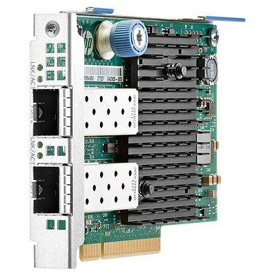 HP Enterprise 10Gb 2x 560FLR-SFP+ - Internal - Wired - PCI Express - Fiber - 10000 Mbit/s