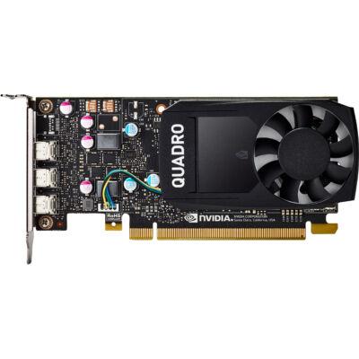HP NVIDIA Quadro P4000 Grafikkarte - 8 GB - Quadro P4000 - 8 GB - GDDR5 - 256 Bit - 5120 x 2880 Pixel - PCI Express x16 3.0
