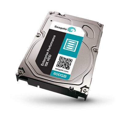 "Seagate 600GB 2.5"" 15000RPM SAS - Hdd - Serial Attached SCSI (SAS)"