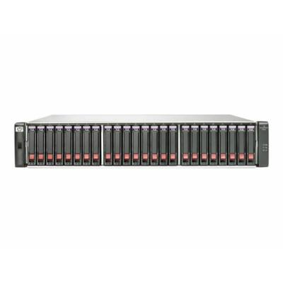 HP MSA 2040 ES SAN DC SFF Storage K2R80A MSA 2040 Energy Star SAN Dual Controller SFF Storage